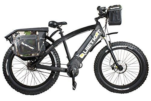 QuietKat Pannier Dry Saddle Bags for 750W & 1000W Fatkat Ebikes- Camo by QuietKat (Image #2)