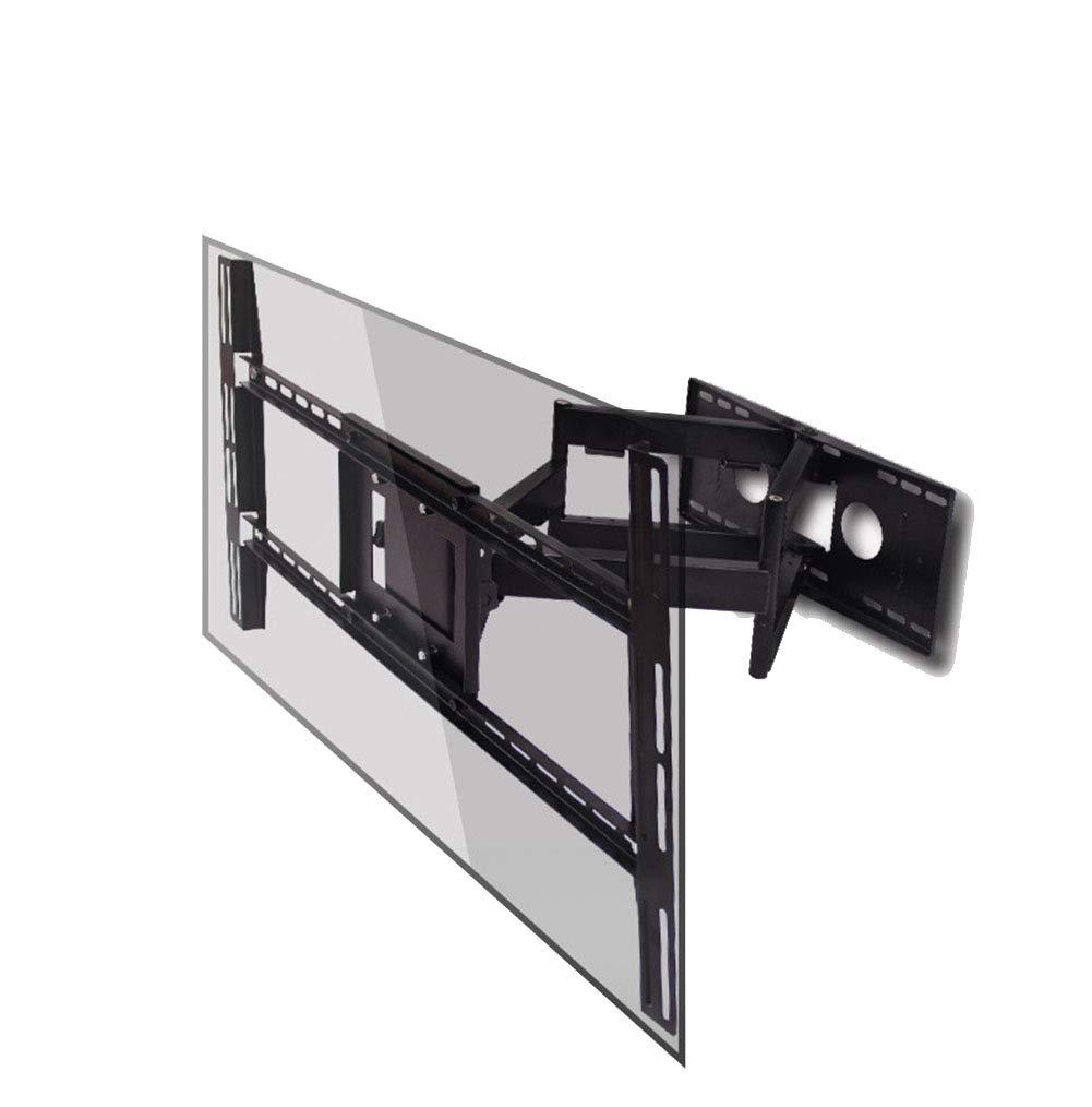 Exing TVウォールブラケット 52~70インチ チルトTVウォールマウントブラケット スピリットレベル&ロックバー付き LED LCD 3D カーブ プラズマ フラットスクリーンテレビ用 超強力 120kg 耐荷重   B07KXCH7HV