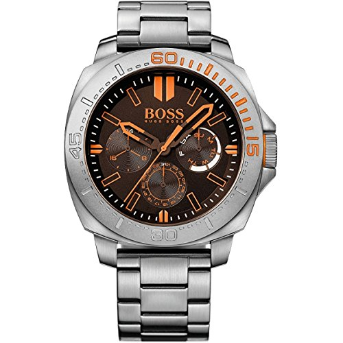 Hugo Boss Orange 1513299 - Sao Paulo Mens Stainless Steel - Watches Boss Mens