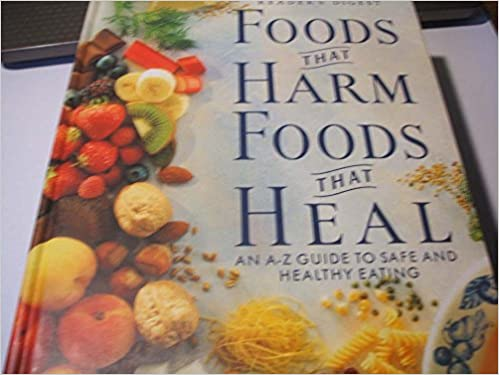 Foods That Harm Foods That Heal Amazon Liz Clasen Ed