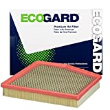 ECOGARD XA10583 Premium Engine Air Filter Fits Chrysler Pacifica 3.6L 2017-2020, Voyager 3.6L 2020