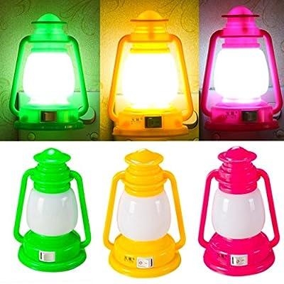 LiPing Retro Ship Lights Creative Nightlight Light