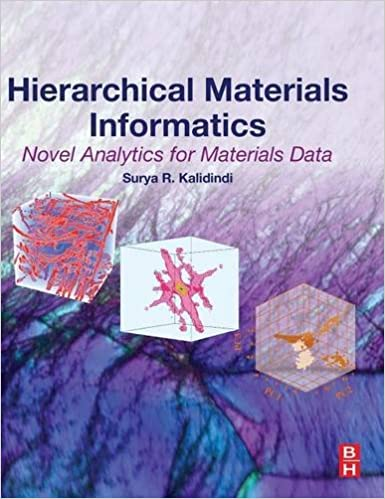 Book Hierarchical Materials Informatics: Novel Analytics for Materials Data