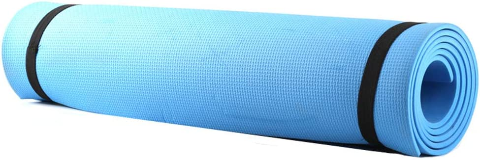 Yoga Mat,Chinateraca 1730x610x4mm EVA Yoga Mat All Purpose Non-Slip Environmental Exercise Mat