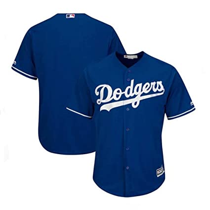finest selection 54d77 d89ca '47 Personalized Baseball Jersey Los Angeles Dodgers Custom Name and Numbe  T-Shirt Short Sleeve Sportswear Uniform for Men Women Kids Youth