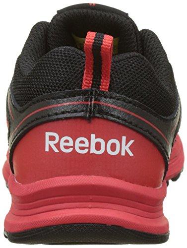 Reebok Jungen Almotio 3.0 Joggingschuhe Mehrfarbig (Primal Red/black/white)
