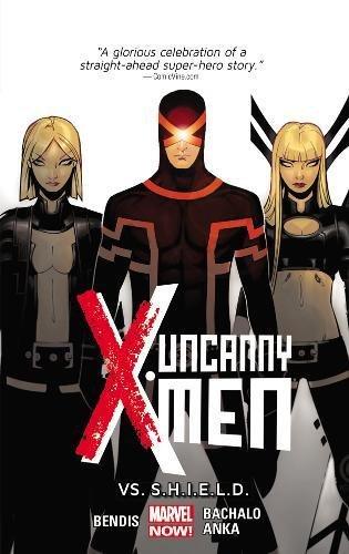 Uncanny X Men Vs S H I E L D Marvel