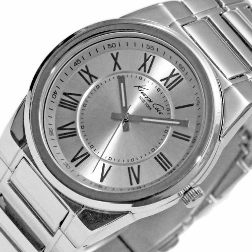 Kenneth Cole Men's Classic Watch - Silver