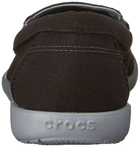 Loafer graphite Ii Crocs Walu Canvas Black xtBqwgqUT