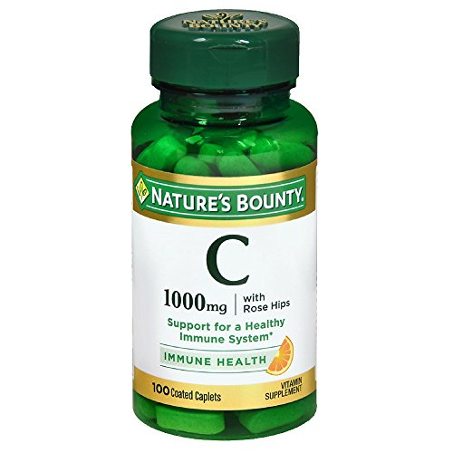 Natures Bounty Vitamin 1000 Caplets