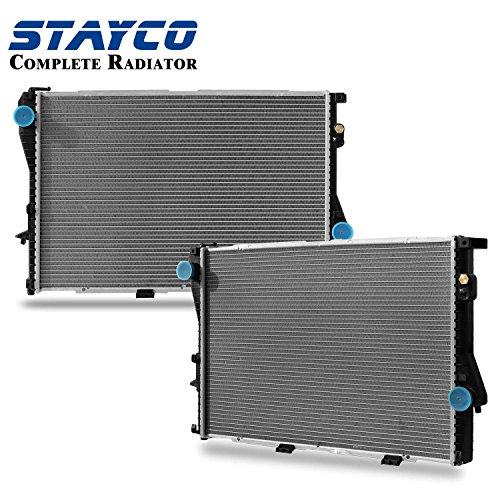 540i radiator - 4