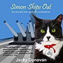 Simon Ships Out: How One Brave, Stray Cat Became a Worldwide Hero: Based on a True Story Audiobook by Jacky Donovan Narrated by Stevie Zimmerman