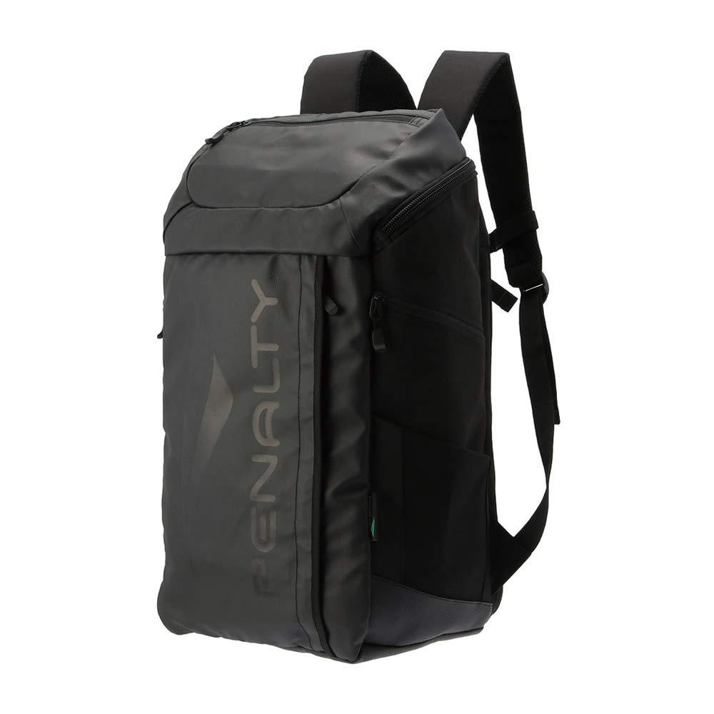 PENALTY(ペナルティ)マウントパック 30L スポーツバッグ サッカーバッグ リュックサック チェア内蔵 PB9554 B07QRZ1TLB 30ブラック F