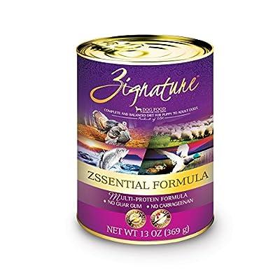 Zignature Zssential Formula Dog Food, One Size