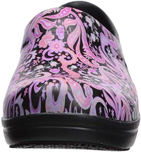 CROCS - NERIA Pro II Graphic black paisley floral