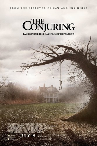 The Conjuring Movie Poster 24x36 inches Vera Farmiga Patrick Wilson High Quality Gloss Poster Print 106 by qualityprints