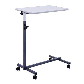 Cama Mesa Nova, mesa auxiliar Cuidado mesa Altura Regulable ...