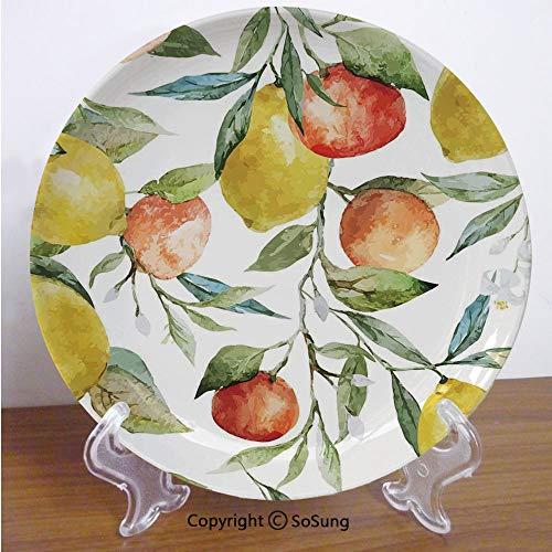 Salad Plate Lemon Tree - Nature 7