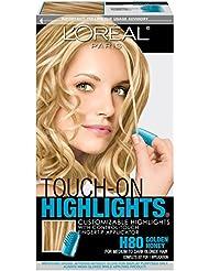 L'Oréal Paris Touch on Highlights Customizable Highlights, H80 Golden Honey