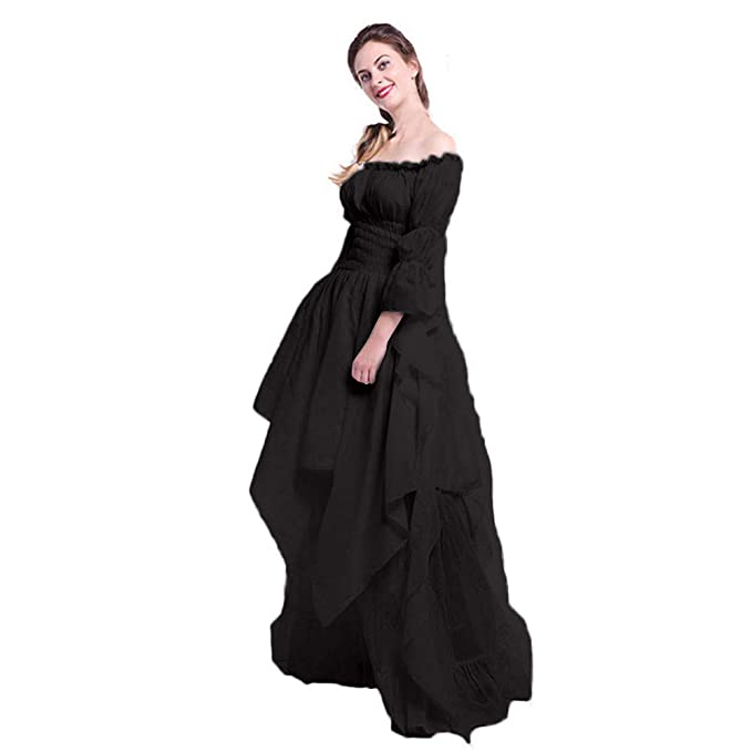 Women Evening Dress Sunyastor Sexy Slash Neck Dress Floor Length Wedding Dress Maxi Dress A Line Casual Party Prom Dresses