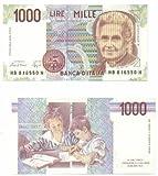 Italy D%2E1990 1000 Lire%2C Pick 114a