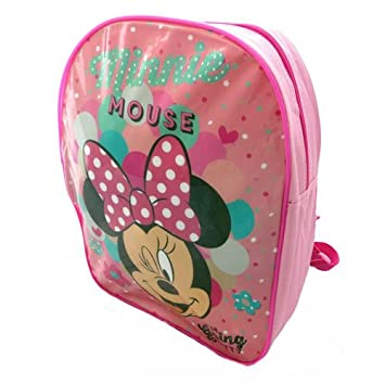 a415eb08a84 Sambro DMM2-8039 Minnie Mouse Junior Backpack  Amazon.co.uk  Toys ...