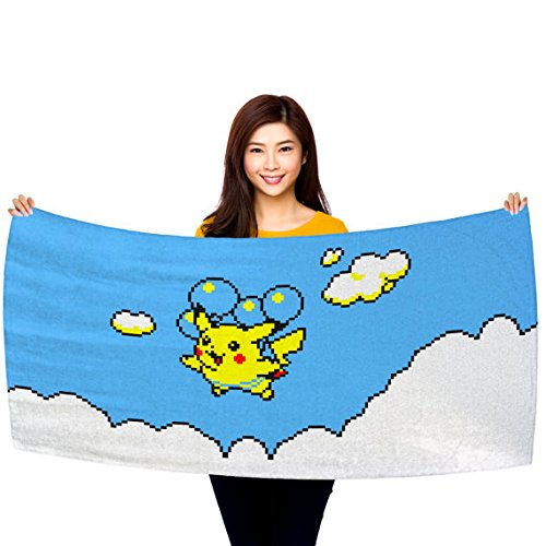 Pokemon Yellow, Surfing Pikachu 30