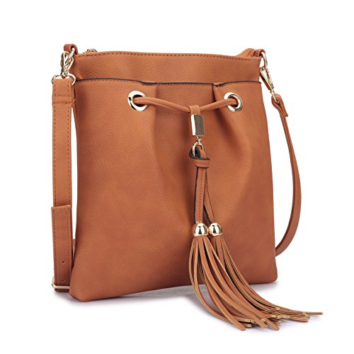 Women Lady Small Crossbody Shoulder Bag Flap Purse Lightweight Faux Leather (Small Flap Body Bag)