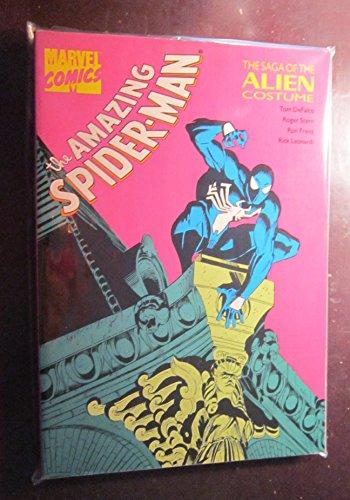 Amazing Spider-Man: The Saga of the Alien