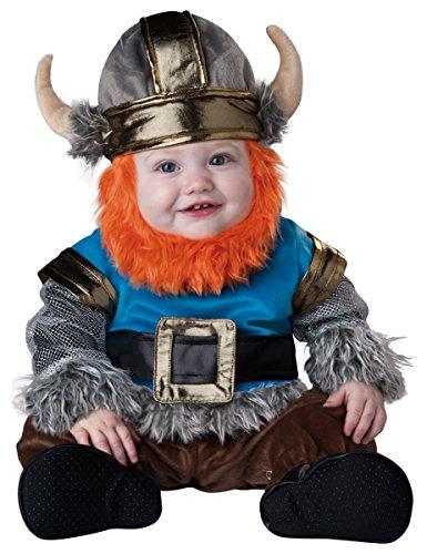 Lil' Viking Costume - Infant Small (Lil Viking Costume)