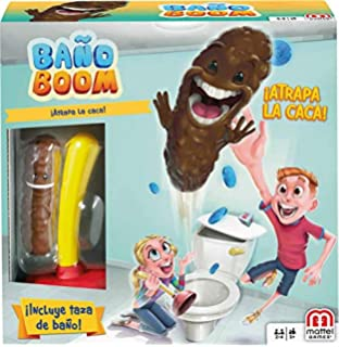 Hasbro Gaming - Juego infantil Caca Chaf! (Hasbro E2489175): Amazon.es: Juguetes y juegos