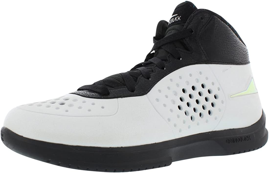 Brandblack Blackhawk Basketball