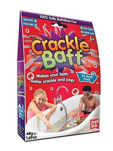 Zimpli Kids Crackle Baff - 6 Pack - 48G