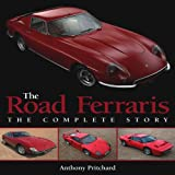 The Road Ferraris, Anthony Pritchard, 1844256707