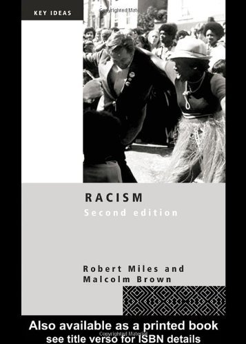 Download Racism:2nd (Second) edition pdf