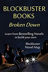 Blockbuster Books, Broken Down: The Novel Map Based on Bestsellers
