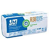 JOHNS MANVILLE INTL 90005452 R38 24'' x 48'' Kraft Battery