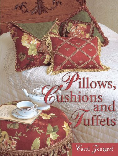 - Pillows, Cushions and Tuffets