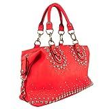 MyLux Handbag 120537 pk, Bags Central