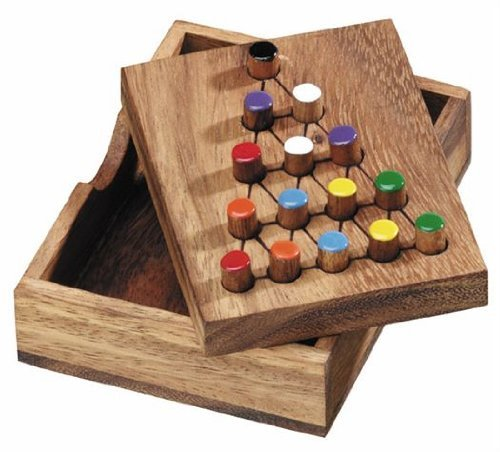 Last Fighter Wooden Game by Dilemma-Games