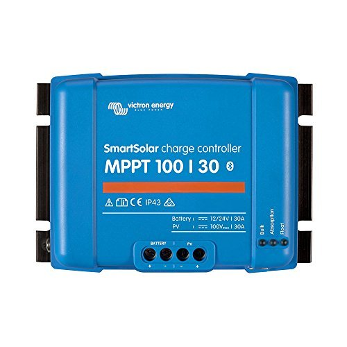 Victron SmartSolar MPPT 100/30 Solar Charge Controller 100V 30A with Bluetooth