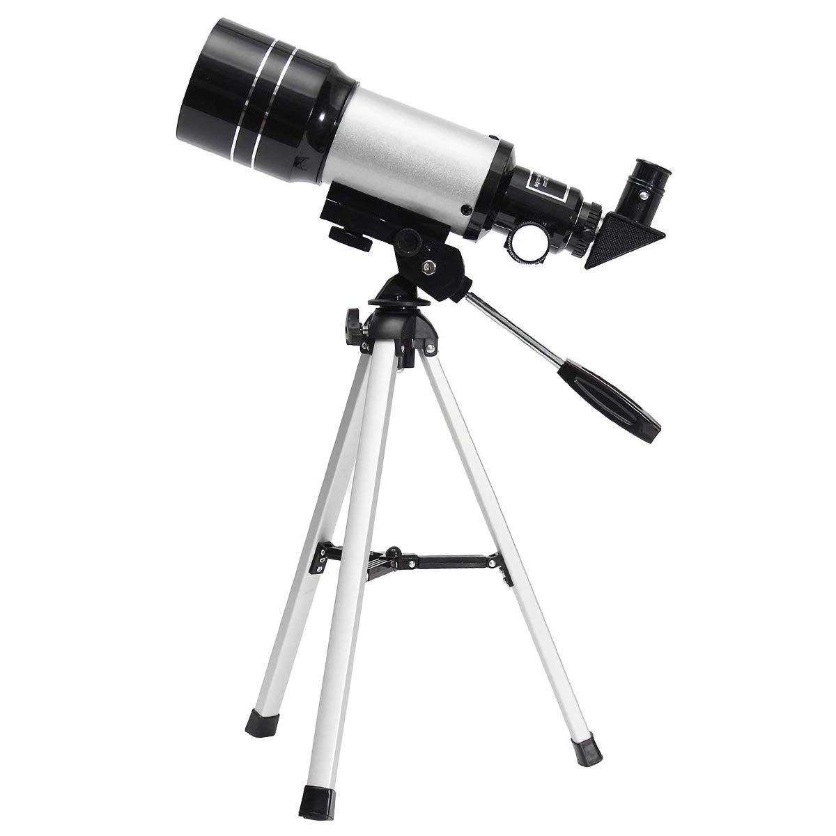 EGOERA Space Astronomic Telescope, Professional 150X Kids Telescopes Sky Monocular Telescopes for Kids with Tripod and 2 Options Eyepiece Educational Toys for Sky Star Gazing by EGOERA