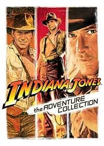 amazoncom indiana jones the adventure collection