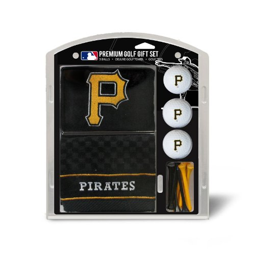 - Team Golf MLB Pittsburgh PiratesEmbroidered Towel Gift Set