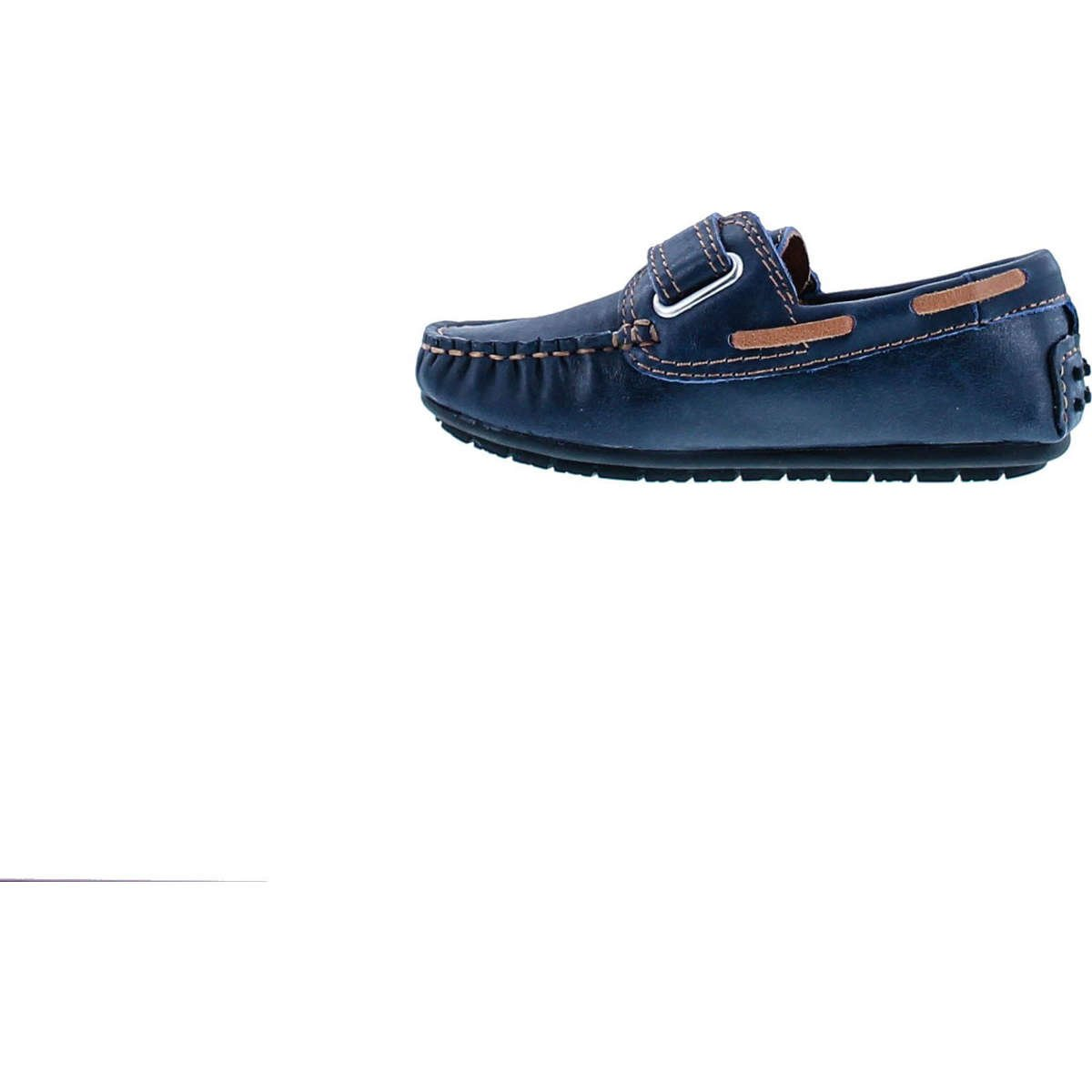 Venettini Boys 55-Samy 5 Loafers with Strap Casual Dress Shoe