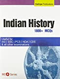 Indian History 1800+ MCQs