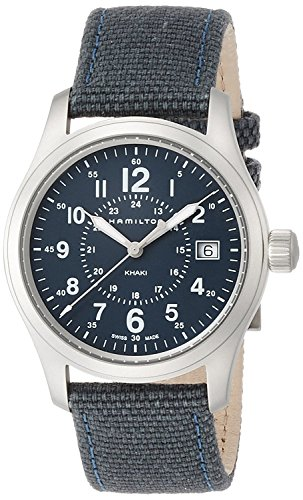 HAMILTON watch khaki field Quartz 38mm H68201943 Men's Watch
