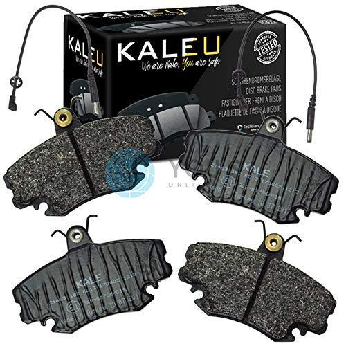 Kale 410602192R Front Axle Set of Brake Pads Brake Pads: