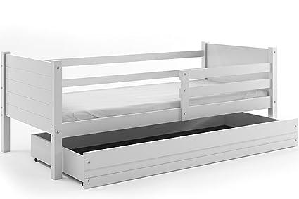CAMA INFANTIL CLIR para colchón 190x90, con somier y cajón GRATIS! COLCHÓN DE ESPUMA