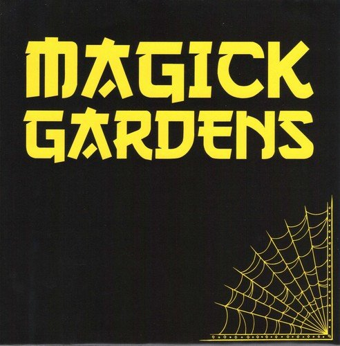 Vinilo : Magick Gardens - Everyday /  Don't Let The Bastards Grind You Down (7 Inch Single)